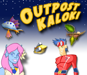 Outpost Kaloki - Hit Indie Game for the PC and XBOX 360